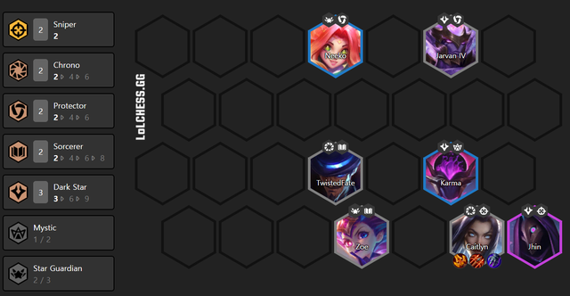Đấu Trường Chân Lý: Tìm hiểu đội hình Xạ Thủ kẹp Phù Thủy siêu sáng tạo của người chơi Cao Thủ - Ảnh 3.