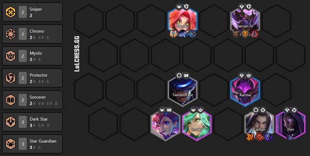 Đấu Trường Chân Lý: Tìm hiểu đội hình Xạ Thủ kẹp Phù Thủy siêu sáng tạo của người chơi Cao Thủ - Ảnh 4.