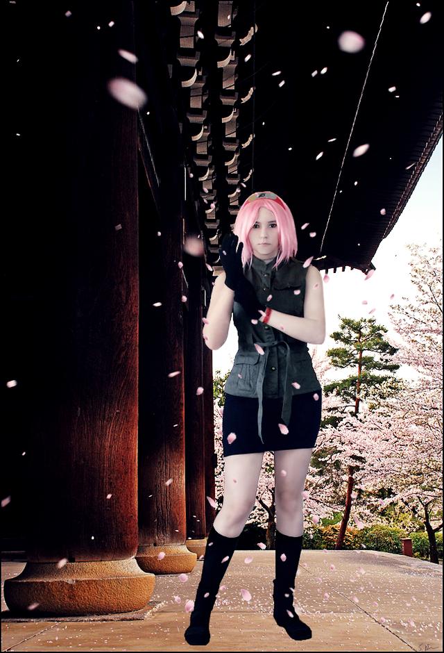 Ngắm mối tình đầu của Naruto nhan sắc thay đổi thất thường qua các phiên bản cosplay khác nhau - Ảnh 5.