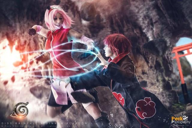 Ngắm mối tình đầu của Naruto nhan sắc thay đổi thất thường qua các phiên bản cosplay khác nhau - Ảnh 13.