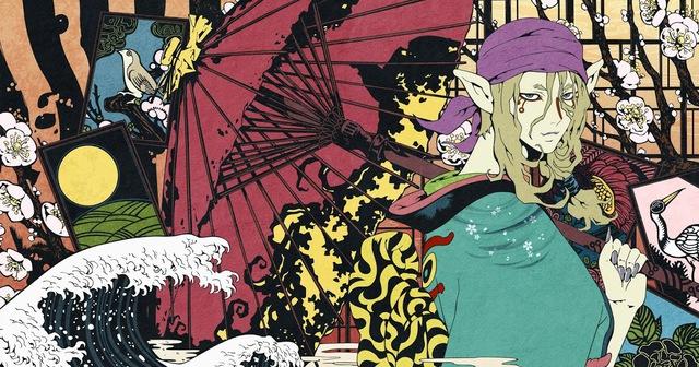 Top 10 series anime có đề tài về yêu quái, không xem là phí 1 đời (P.2) - Ảnh 6.