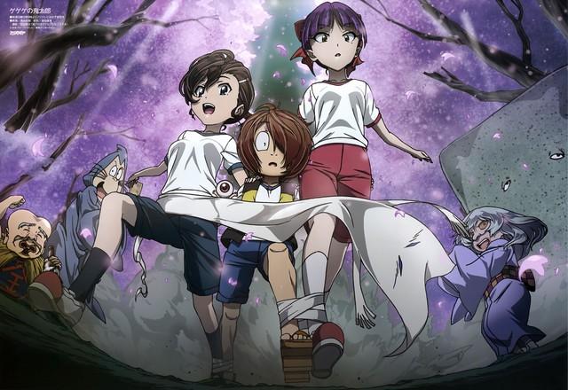 Top 10 series anime có đề tài về yêu quái, không xem là phí 1 đời (P.2) - Ảnh 7.