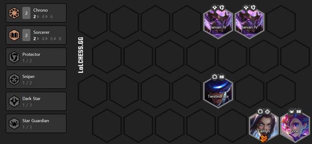 Đấu Trường Chân Lý: Tìm hiểu đội hình Xạ Thủ kẹp Phù Thủy siêu sáng tạo của người chơi Cao Thủ - Ảnh 2.