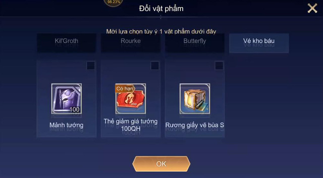 Liên Quân Mobile: Rương skin tự chọn bị game thủ chê tơi tả, Garena nên thiết lập thưởng thế nào? - Ảnh 6.