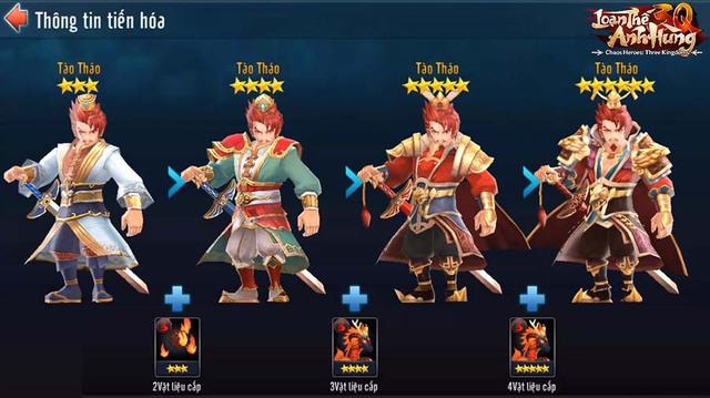300 thần tướng, 1500 kỹ năng, 4 hệ Nguyên Tố và hàng loạt hiệu ứng đặc biệt: Loạn Thế Anh Hùng 3Q không dành cho những tay mơ! - Ảnh 5.