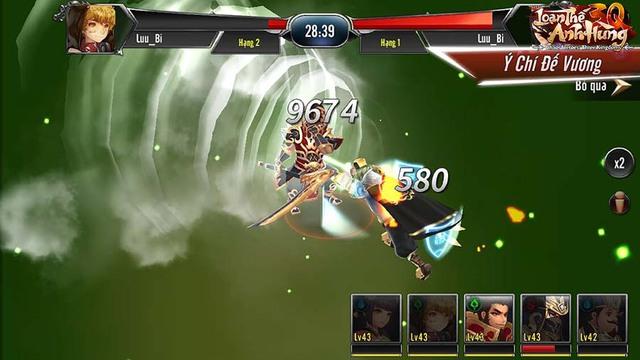 300 thần tướng, 1500 kỹ năng, 4 hệ Nguyên Tố và hàng loạt hiệu ứng đặc biệt: Loạn Thế Anh Hùng 3Q không dành cho những tay mơ! - Ảnh 12.