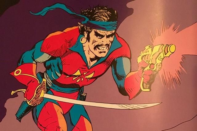Nếu Johnny Depp tham gia vũ trụ Marvel thì đây là 6 nhân vật phù hợp nhất với thuyền trưởng hải tặc - Ảnh 6.