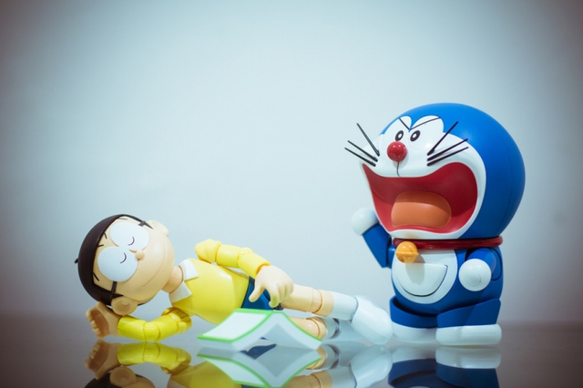 Top 5 sự thật bất ngờ về bộ truyện Doraemon mà không phải fan cứng nào cũng tự tin biết hết - Ảnh 3.