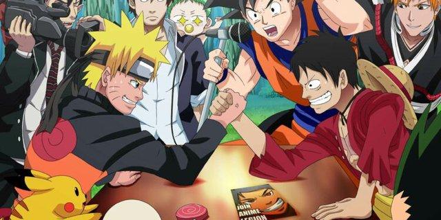 """Top 5 game mobile hay nhất dành cho """"fan cứng"""" Manga Dragon Ball, Naruto, One Piece và hơn thế nữa - Ảnh 1."""