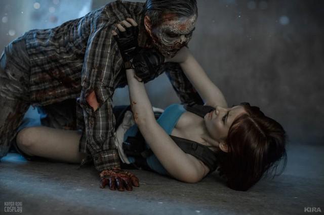 Tựa game 18+ Resident Evil 3 Remake chưa bao giờ hết hot, nàng Jill Valentine cũng vậy - Ảnh 4.