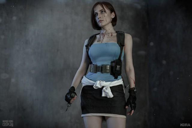 Tựa game 18+ Resident Evil 3 Remake chưa bao giờ hết hot, nàng Jill Valentine cũng vậy - Ảnh 2.