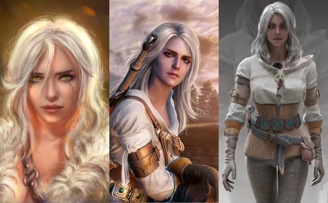 Mỹ nữ xinh đẹp Ciri sẽ là nhân vật chính trong The Witcher 4 ? - Ảnh 2.