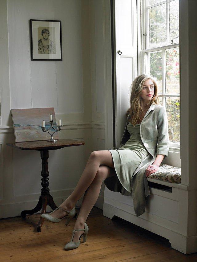 Ngắm nàng thơ của phim hành động xXx: Hermione Corfield trong bộ ảnh siêu gợi cảm - Ảnh 2.