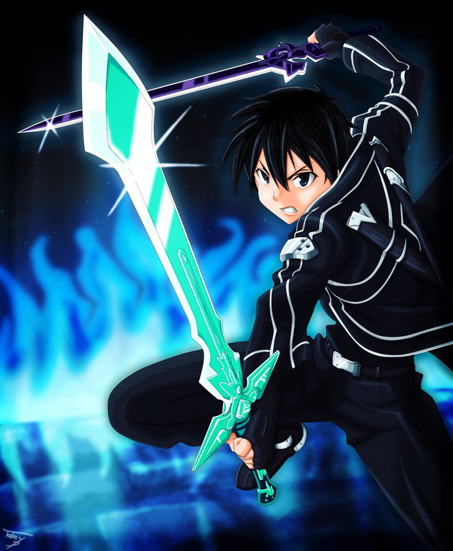 Hawkeye Mihawk và 5 nhân vật có khả năng dùng vũ khí siêu đỉnh trong manga - Ảnh 2.