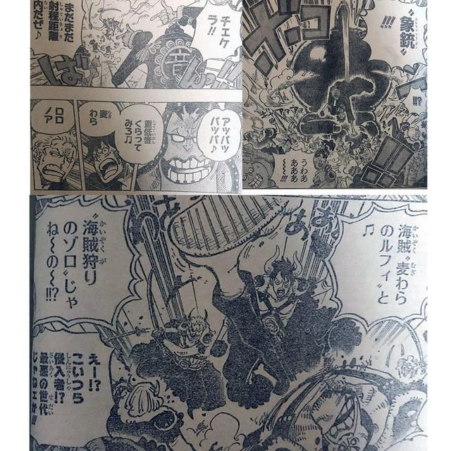 Spoiler One Piece 980: Luffy và Zoro bị Apoo đả thương, Kid trả thù bạn cũ bằng đòn trời giáng! - Ảnh 3.