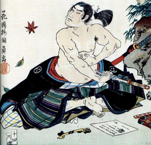 3 nghi lễ rợn tóc gáy của các Samurai Nhật Bản, chỉ nghe thôi cũng thấy hãi hùng - Ảnh 1.