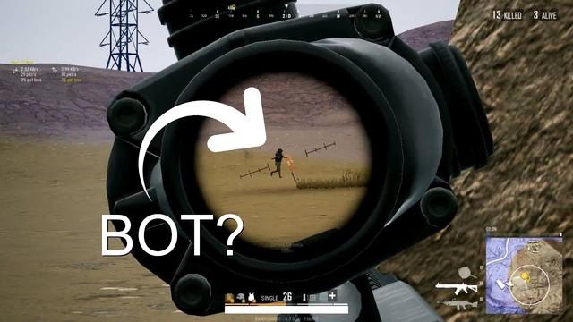 Cộng đồng game thủ Việt chán nản vì vào PUBG giờ toàn gặp bot - Ảnh 1.