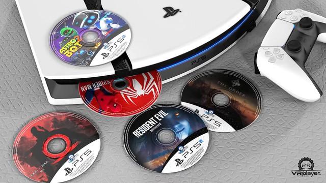 Dưới bàn tay tài hoa của fan hâm mộ, PS5 sẽ có thiết kế đẹp như thế này đây - Ảnh 5.