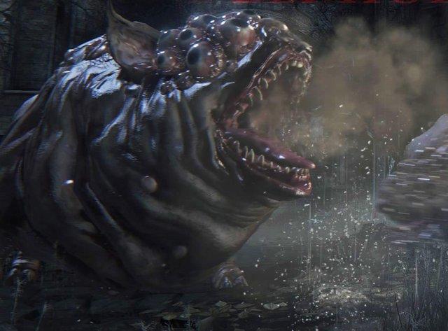 Top những quái vật gây ám ảnh cho game thủ cả trong mơ, khiến fan phải khiếp vía vì quá dị - Ảnh 4.