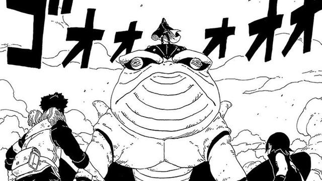 Rasengan và 5 kỹ thuật gắn liền với tên tuổi Jiraiya được Kashin Koji sử dụng trong Boruto - Ảnh 5.