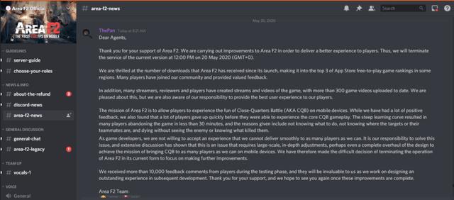 """""""Đối thủ"""" của Call of Duty Mobile, vừa ra mắt đã đóng cửa vô thời hạn, App Store và Google Play cũng dính phốt - Ảnh 4."""