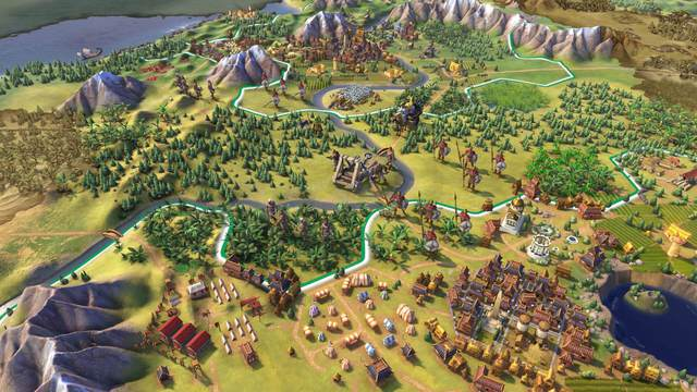 Trải nghiệm Civilization VI miễn phí, game chiến thuật đỉnh cao trị giá 1 triệu đồng đang được Epic phát tặng - Ảnh 1.