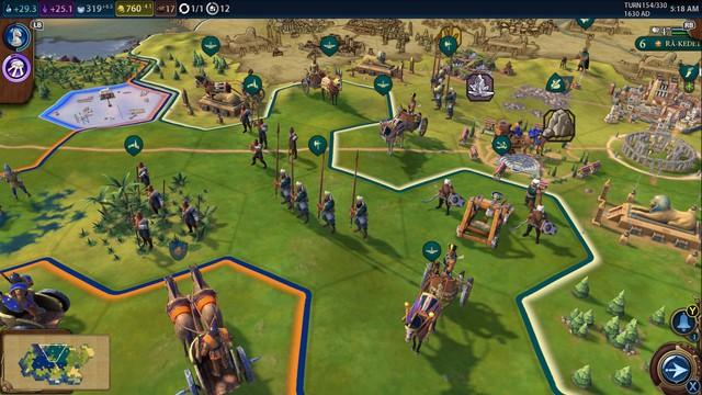 Trải nghiệm Civilization VI miễn phí, game chiến thuật đỉnh cao trị giá 1 triệu đồng đang được Epic phát tặng - Ảnh 2.