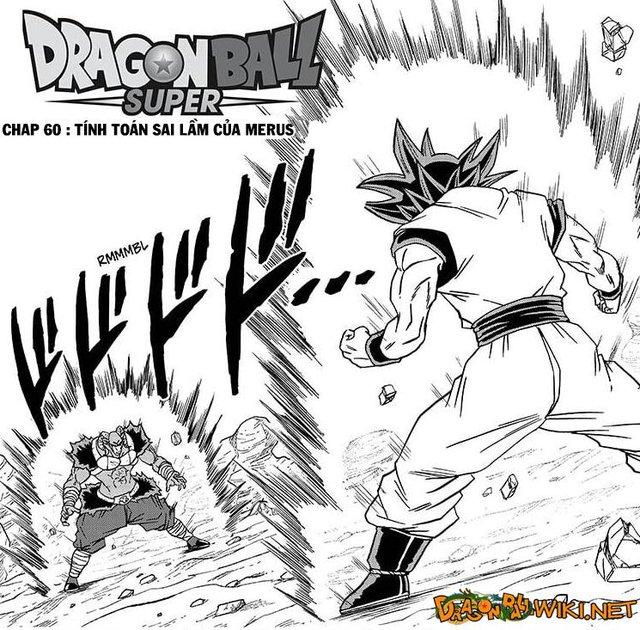 Dragon Ball Super chương 60: Vegeta hoàn thành khóa huấn luyện, trở về Trái Đấy cứu nguy cho Goku - Ảnh 1.