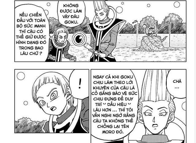 Dragon Ball Super chương 60: Vegeta hoàn thành khóa huấn luyện, trở về Trái Đấy cứu nguy cho Goku - Ảnh 2.