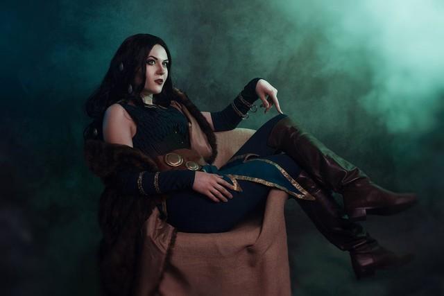 Ngắm thần lừa lọc Loki hóa mỹ nhân bốc lửa, 3 vòng đâu ra đấy qua loạt ảnh cosplay gợi cảm - Ảnh 12.