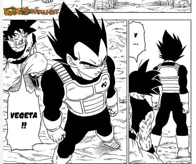 Dragon Ball Super chương 60: Vegeta hoàn thành khóa huấn luyện, trở về Trái Đấy cứu nguy cho Goku - Ảnh 4.