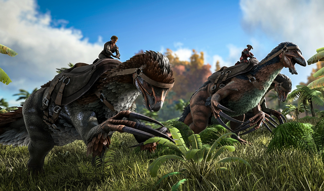 Gamers should be prepared, the blockbuster Ark is about to be given 100% free by Epic Games - Photo 2.
