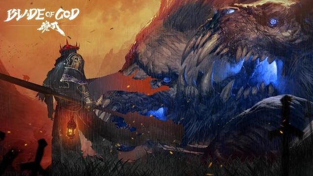 Blade of God, game mobile lấy cảm hứng từ God of War chính thức có bản tiếng Anh, thậm chí có thể tải miễn phí - Ảnh 2.