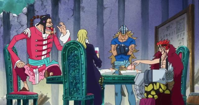 One Piece: Từ cuộc hẹn ở Sabaody đến mối hận thù bị đồng minh phản bội, Kid sẽ giết Apoo ngay tại Wano? - Ảnh 5.