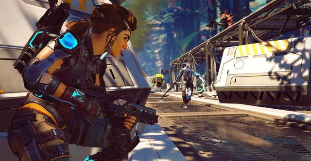 Cộng đồng Steam đổ xô chơi game bắn súng mới Crucible, đã hay lại còn miễn phí 100% - Ảnh 2.