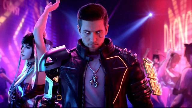 Chưa ra mắt chính thức, Cyberpunk 2077 đã bị một hãng game mobile đạo nhái trắng trợn - Ảnh 1.