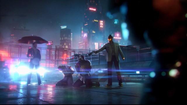 Chưa ra mắt chính thức, Cyberpunk 2077 đã bị một hãng game mobile đạo nhái trắng trợn - Ảnh 2.