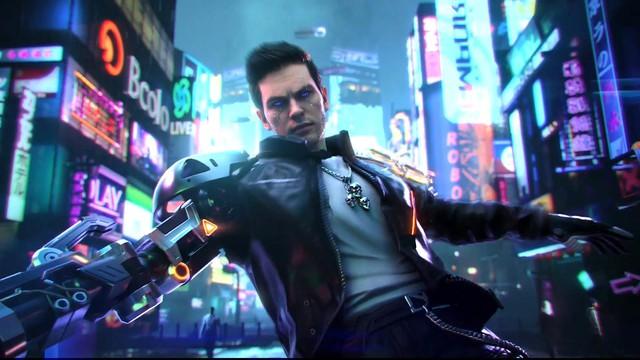 Chưa ra mắt chính thức, Cyberpunk 2077 đã bị một hãng game mobile đạo nhái trắng trợn - Ảnh 4.