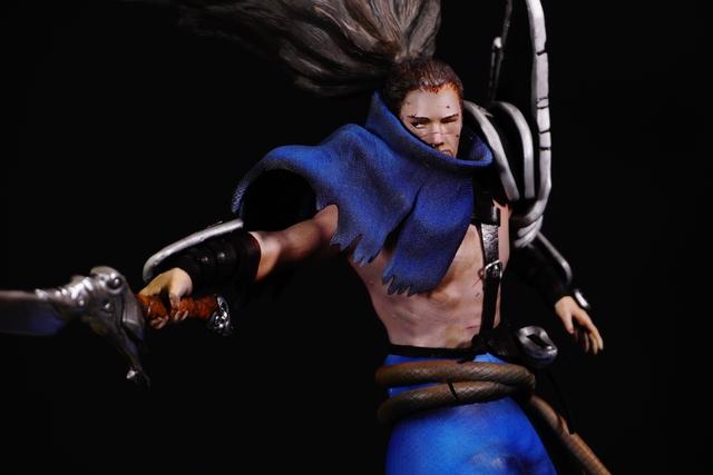 Một game thủ ghét Yasuo tới nỗi làm hẳn tượng đấng đẹp lung linh chỉ để... đập nát cho bõ tức - Ảnh 8.
