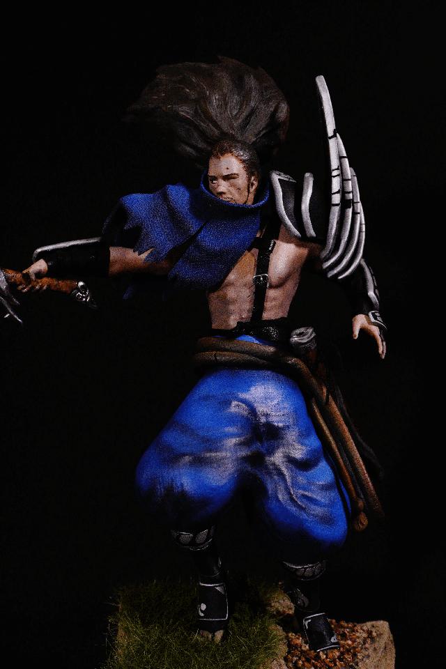 Một game thủ ghét Yasuo tới nỗi làm hẳn tượng đấng đẹp lung linh chỉ để... đập nát cho bõ tức - Ảnh 11.