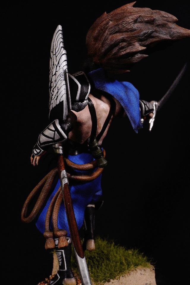 Một game thủ ghét Yasuo tới nỗi làm hẳn tượng đấng đẹp lung linh chỉ để... đập nát cho bõ tức - Ảnh 13.