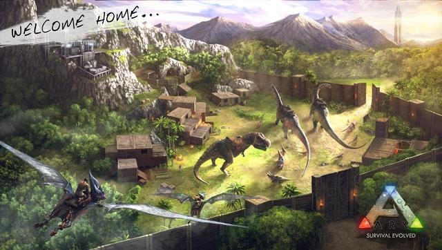 Để chơi game miễn phí đồ họa tuyệt đẹp như ARK: Survival Evolved, bạn cần chuẩn bị máy tính thế nào? - Ảnh 1.