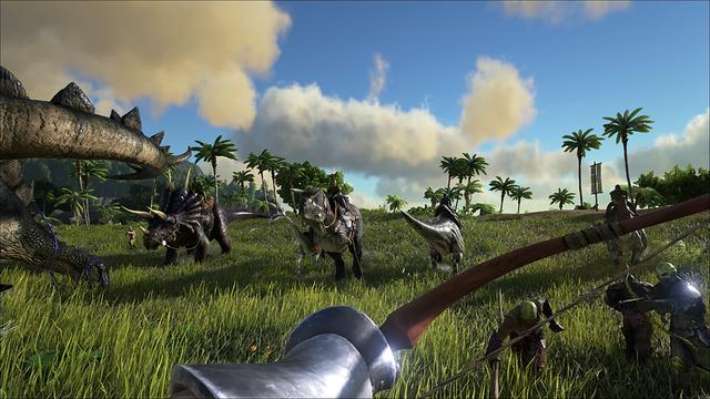 Để chơi game miễn phí đồ họa tuyệt đẹp như ARK: Survival Evolved, bạn cần chuẩn bị máy tính thế nào? - Ảnh 2.