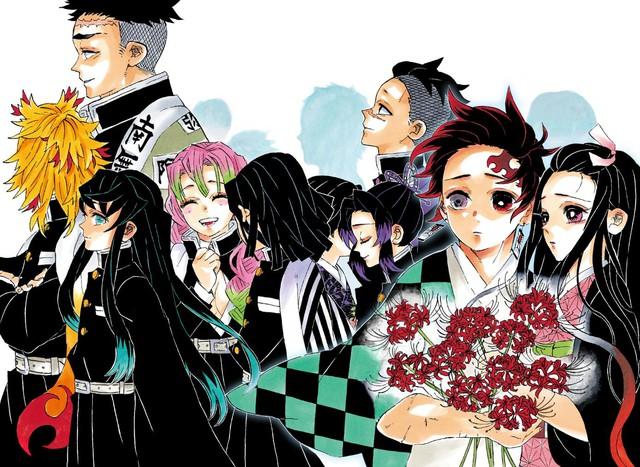 Kimetsu no Yaiba thành công quá sức tưởng tượng, tác giả liệu có thể tiếp tục thành công với tác phẩm sau? - Ảnh 1.