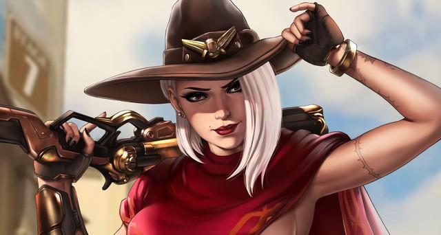 """Diện mạo """"nữ chính"""" với kỹ năng cực khủng có thể sẽ xuất hiện trong OB22 của Free Fire, thậm chí lai cả Overwatch? - Ảnh 3."""