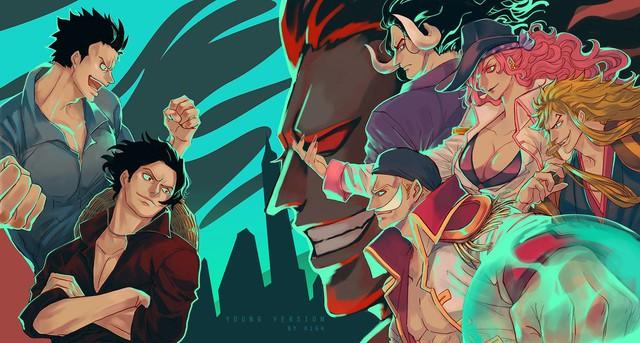 One Piece: Đi vào vết xe đổ của Rocks D. Xebec, Kaido và băng Bách Thú sẽ tự tan rã vì đấu đá nội bộ? - Ảnh 2.