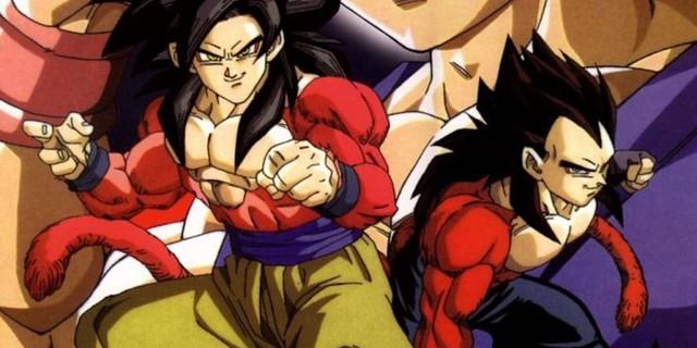 Tại sao trạng thái Super Saiyan 4 trong Dragon Ball GT được đánh giá cao dù không phải canon? - Ảnh 2.