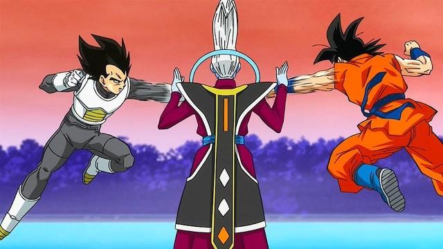 Dragon Ball: Không chỉ bây giờ Vegeta mới mạnh hơn Goku, đã có 6 lần hoàng tử Saiyan làm được điều này - Ảnh 5.