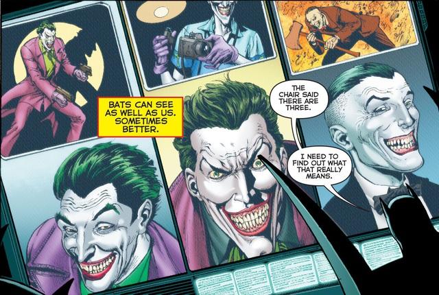 Laughing Fish sẽ trở lại trong BATMAN: THE THREE JOKERS - Ảnh 3.