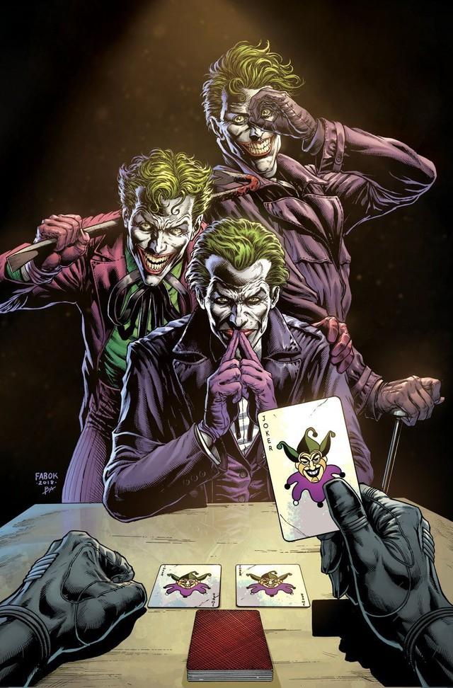 Laughing Fish sẽ trở lại trong BATMAN: THE THREE JOKERS - Ảnh 4.
